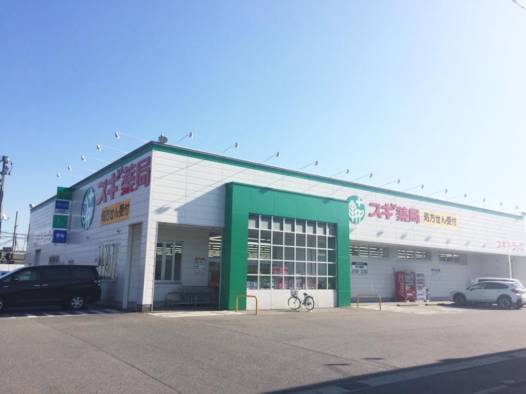 スギドラッグ中島店(周辺)