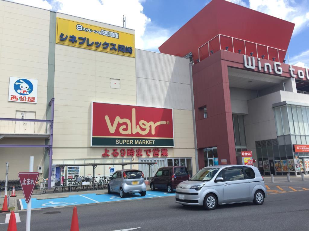 バロー羽根店(周辺)