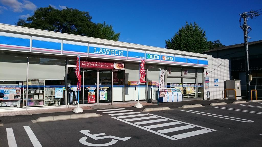 ローソン幸田町役場前店(周辺)