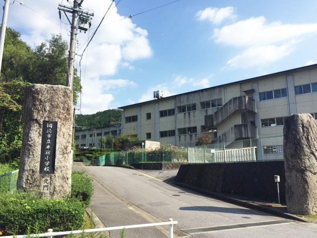 本宿小学校(周辺)
