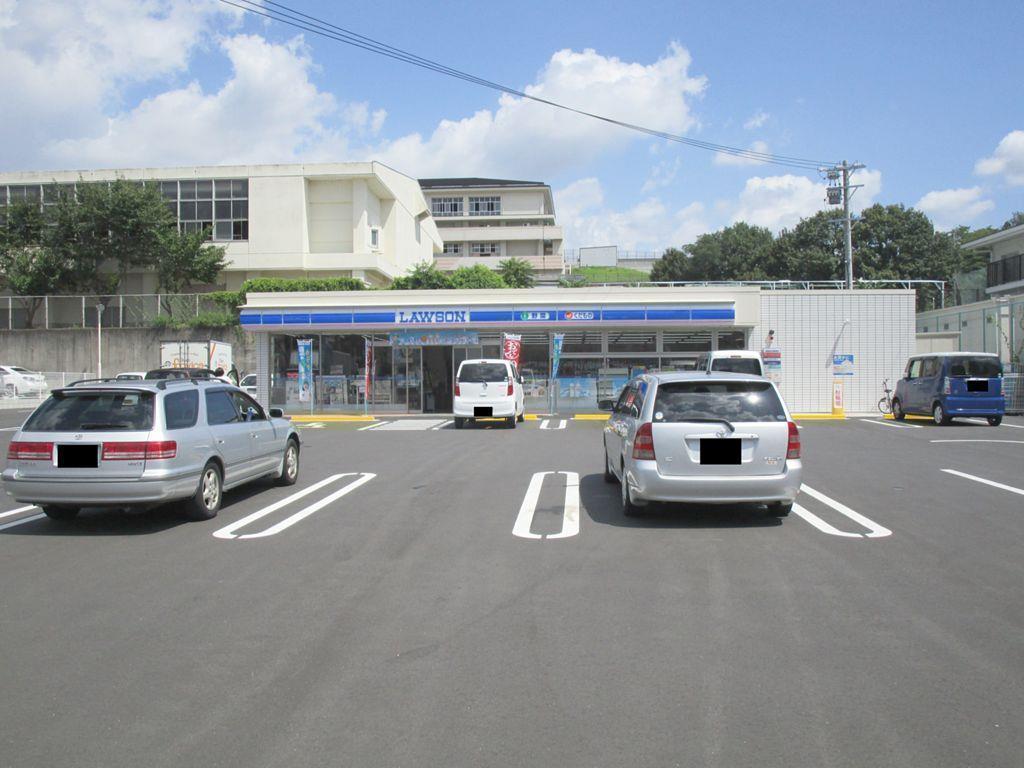 ローソン岡崎明大寺町店(周辺)