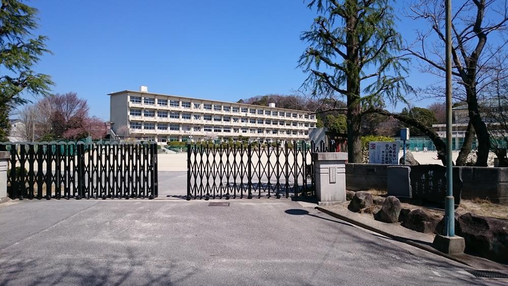 甲山中学校(周辺)