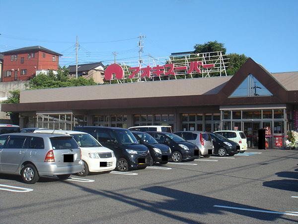 アオキスーパー伊賀店(周辺)