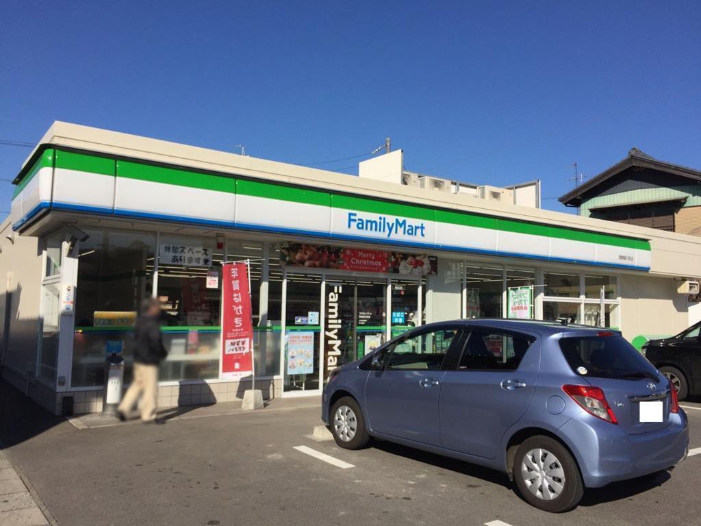 ファミリーマート岡崎細川店