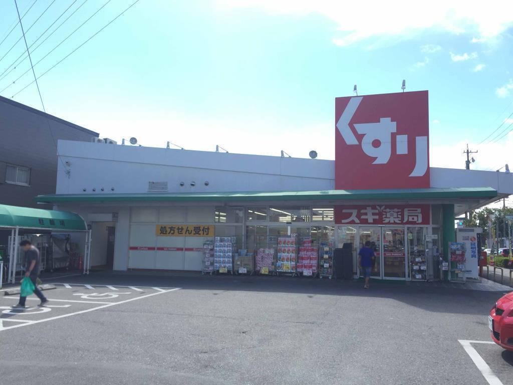 スギ薬局岡崎北店(周辺)