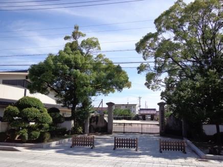 大樹寺小学校(周辺)