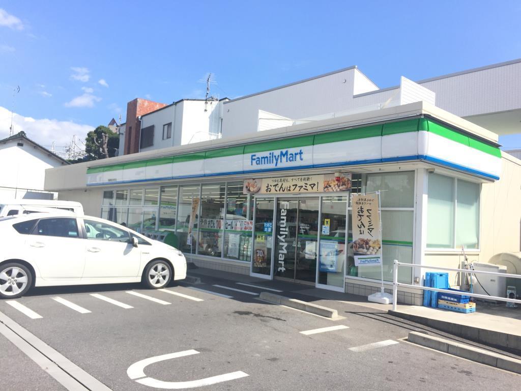 ファミリーマート岡崎鴨田本店(周辺)