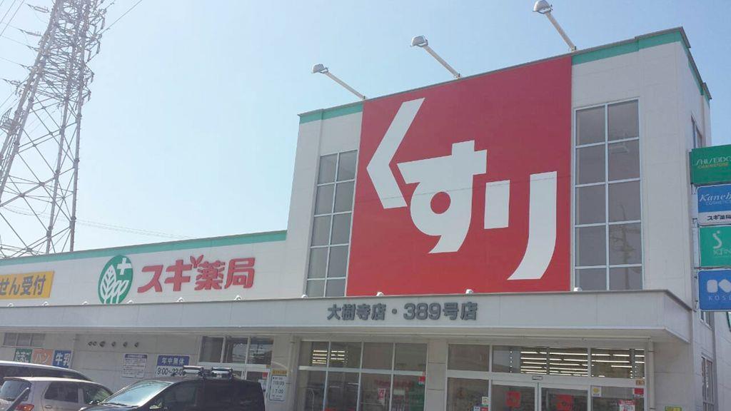 スギ薬局大樹寺店(周辺)