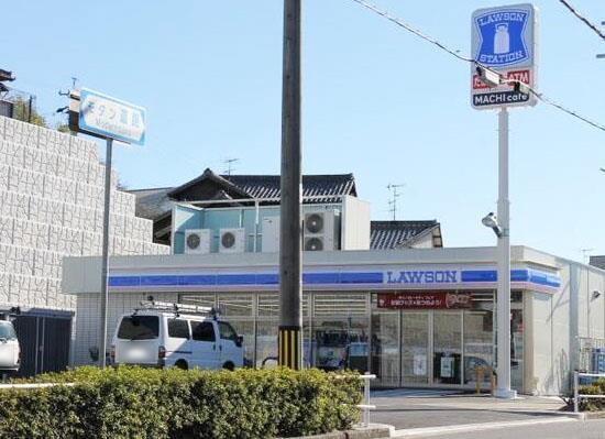 ローソン岡崎稲熊町店(周辺)