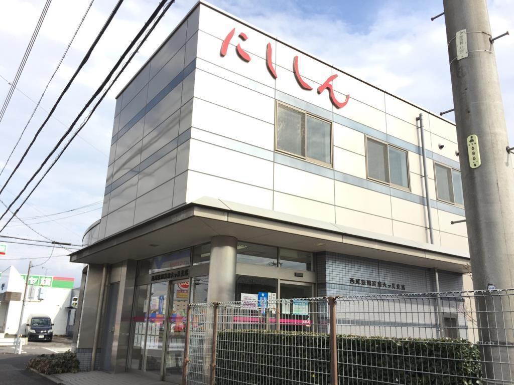 西尾信用金庫六ツ美支店(周辺)