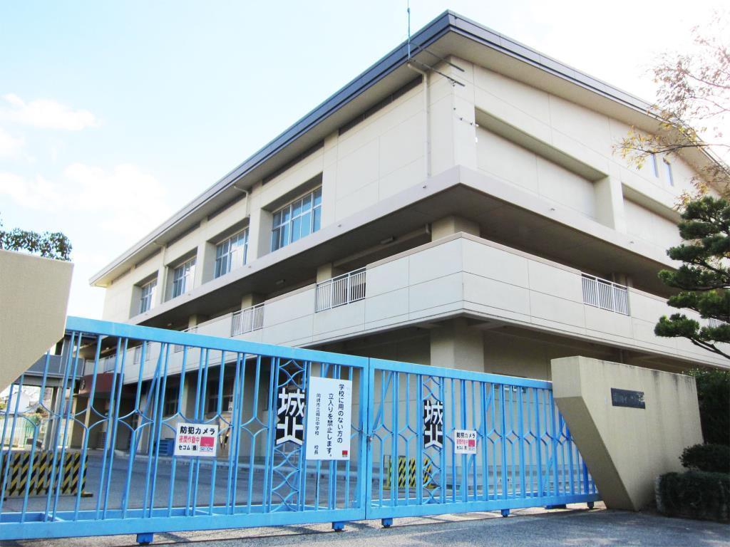 城北中学校(周辺)