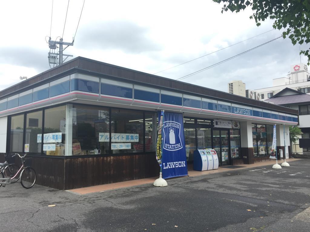ローソン中岡崎店(周辺)
