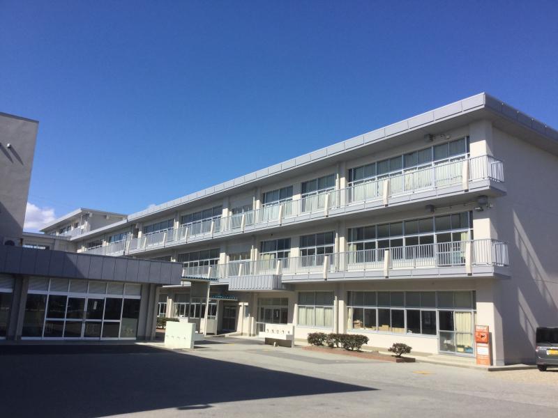 東山中学校(周辺)