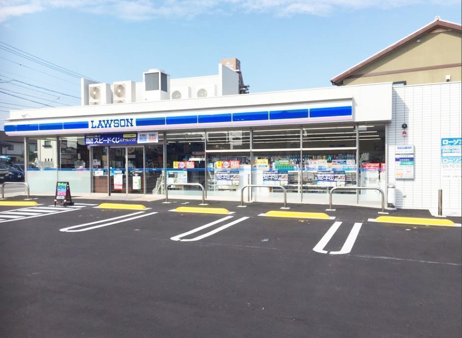 ローソン安城尾崎店(周辺)
