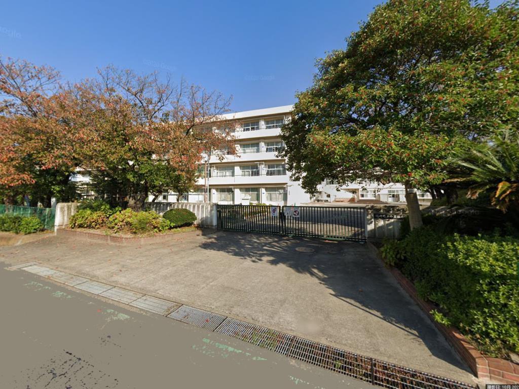 小豆坂小学校(周辺)