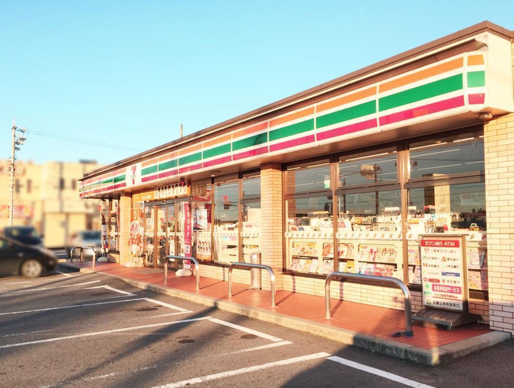 セブンイレブン岡崎西蔵前町店(周辺)