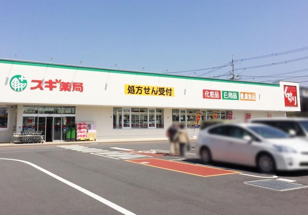スギ薬局岩津店(周辺)