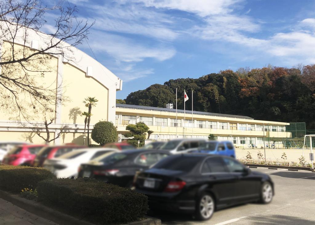 岩津小学校(周辺)