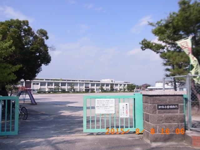 知立小学校(周辺)
